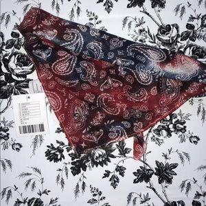 Urban Outfitters Bandana NWT
